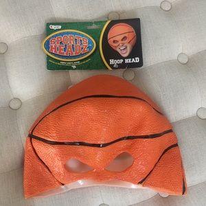 🎃 Halloween 🎃 Hoop Head vinyl adult mask